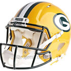 GREEN BAY PACKERS Riddell Speed NFL Authentic Football Helmet