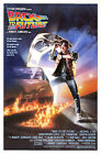 Back to the Future (1985) original movie poster