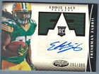 2013 CERTIFIED EDDIE LACY RC AUTO JERSEY 281 399 GREEN BAY PACKERS