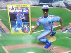 1990  DELINO DESHIELDS - Starting Lineup -SLU - Loose With Cards -Montreal Expos
