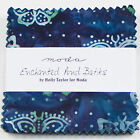 ENCHANTED POND BATIKS Charm Pack by Holly Taylor for Moda Fabrics