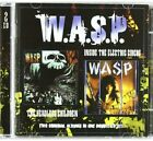 W.A.S.P. - Inside The Electric Circus/Headless Children [CD New]