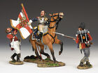 KING & COUNTRY AGE OF NAPOLEON NA216 SEIZING THE COLORS MIB