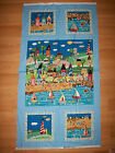 A GOOD SEASONS SUMMER COTTON QUILTING FABRIC PANEL BY ANDOVER FABRICS