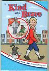 Kind and Brave Christian A Beka Book Reading Program Home School Grade 1 first