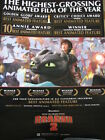 How to train your Dragon 2 Riding Hiccup OSCAR AD