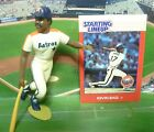 1988  KEVIN BASS - Starting Lineup - SLU - Loose With Card - HOUSTON ASTROS