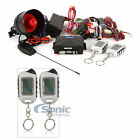 Nitro BMW-2WAY 2-way Car Alarm Remote Start Car Security Keyless Entry System
