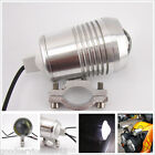 Waterproof 12V 30W U2 LED Fog Laser Spotlight Headlight For US Motorbike Bobber