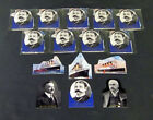Lot of (10) 1998 Dart Titanic Die Cut Chase Card Set (6) Nm Mt
