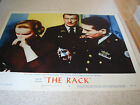 1956 ORIGINAL LOBBY CARD MGM THE RACK  STARRING PAUL NEWMAN WALTER PIDGEON