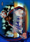 2014 Topps Chrome MLS Autograph Blue Refractor #MAAF Andrew Farrell AUTO 69 99