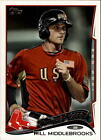 2014 Topps #136B Will Middlebrooks USA SP