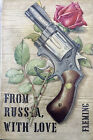 FROM RUSSIA WITH LOVE BY IAN FLEMING FIRST BRITISH EDITION