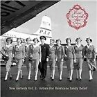 Various Artists - New Arrivals, Vol. 5 (Artists for Hurricane Sandy Relief NEW