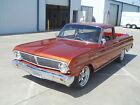 Ford  Ranchero Falcon ProTouring RestoMod 1965 Ford Ranchero StreetRod Pickup 351 4Sp PS 4DB PW AC 64