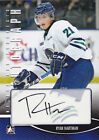 12-13 ITG Ryan Hartman Auto Heroes And Prospects 2012 Blackhawks