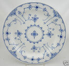 Antique Ridgeways  England COPENHAGEN Blue Transferware Lace Onion Round Platter