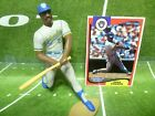 1994  GREG VAUGHN - Starting Lineup - SLU - Loose with Card - Milwaukee Brewers