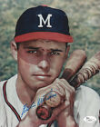 Eddie Mathews Cards and Autographed Memorabilia Guide 39