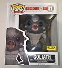 Funko POP! Games Evolve Goliath Hot Topic Glow in the Dark Exclusive Figure 41