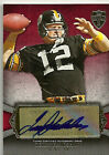 2011 Topps Supreme - TERRY BRADSHAW - Red Autograph - STEELERS #d 18 20