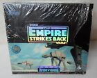 Star Wars The Empire Strikes Back Widevision Topps Cards Sealed Box **
