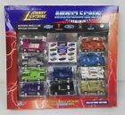 JOHNNY LIGHTNING DIE CAST MUSCLE CARS 1995 COLLECTORS EDITION SET OF 10 NRFB