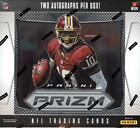 2012 PANINI PRIZM FOOTBALL HOBBY 12 BOX CASE