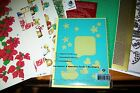 CHRISTMAS  HOBBY CRAFTS FOR MAKING BEAUTIFUL CARDS A205 NEW