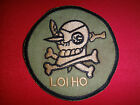 ARVN Special Forces Recon TeamLOI HO (Thunder Tiger) - Vietnam War Patch