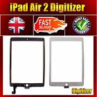 New Replacement White Front Glass Digitizer for Appple Ipad Air 2 A1566