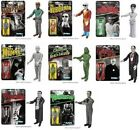 UNIVERSAL MONSTERS Set of 8 Funko ReAction Retro Action Figure 3 3 4 inch
