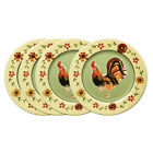Pfaltzgraff Set of 4 Melamine Dinner Plates Daybreak