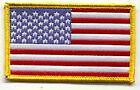 American Flag Racing Patch   P794