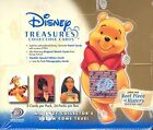DISNEY TREASURES SERIES 3 COLLECTIBLE CARDS 12 BOX CASE