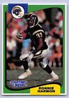 1994  RONNIE HARMON - Starting Lineup Football Card - SAN DIEGO CHARGERS