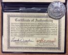 1744 Mexico 8 Reales Pillar Dollar Reygersdahl Shipwreck with Folder and COA