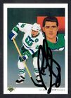 Ron Francis #314 signed autograph auto 1990-91 Upper Deck Hockey Card