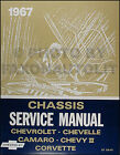 1967 Impala and SS Caprice Bel Air Biscayne Shop Manual Chevy Chevrolet Repair