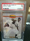 1993 Ted Williams Co. # 62 Whitey Ford PSA Graded NM-7