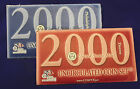 2000 UNCIRCULATED  ORIGINAL US MINT SETS ISSUED BY US MINT