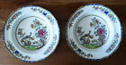Pair of Copeland Late Spode Soup Bowls in Pattern #2118,