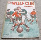 1959 WOLF CUB ANNUAL - VINTAGE BOY SCOUTS BOOK - BADEN POWELL