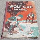 1948 WOLF CUB ANNUAL - VINTAGE BOY SCOUTS BOOK - BADEN POWELL