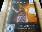 Rob Rock - The Voice Of Melodic Metal CD+DVD MARS ANGELICA WARRIOR AVANTASIA