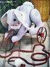 Vintage Style RABBIT PULL TOY SEWING PATTERN 7830 UNCUT from 1986