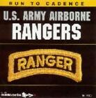 Run to Cadence with US Army Airborne Rangers Music CD