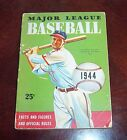 1944 Major League Baseball Stan Musial # 2