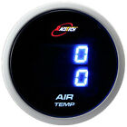 Inside Outside Thermometer Air temp Gauge Meter  Truck/Car dual display BLUE LED